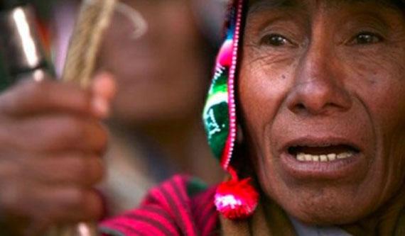 bolivia indigeno