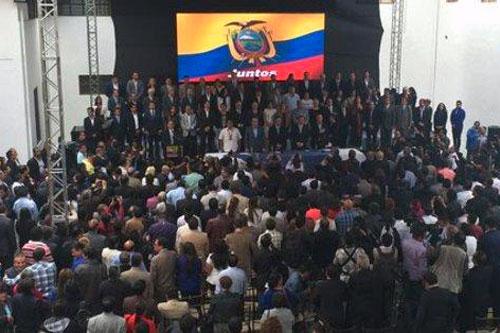 convergenciademocratica ecuador