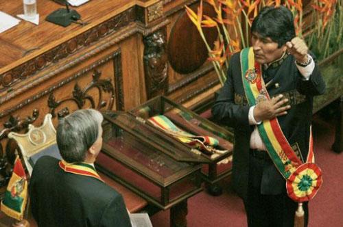 evomorales 2006 elezione