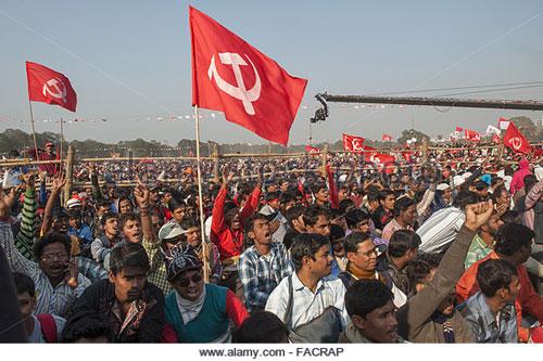 india kolkata comunisti