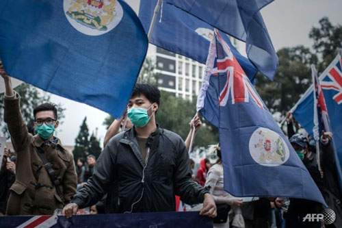 hongkong separatisti