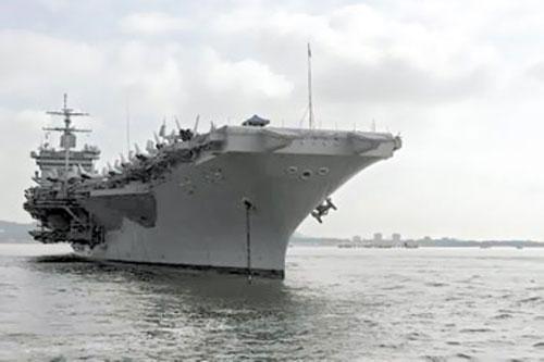portaerei mare