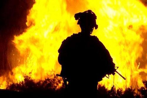 guerra fuoco militari