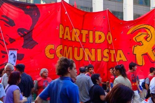 pc argentina manifestazione