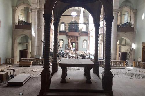 Aleppo CattedraleSEliadeiMaronit