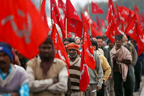 india sciopero generale