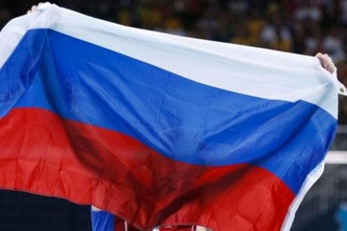 russia bandiera olimpiadi
