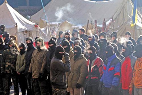 ucraina nazi raduno