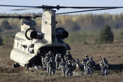 Esercitazione NATO TpOggi