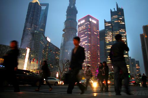china economy wide