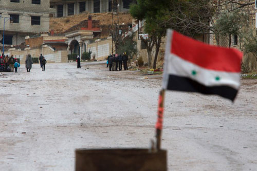 siria bandierina