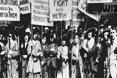 donne sciopero
