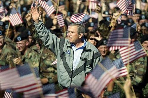Bush3 esercito