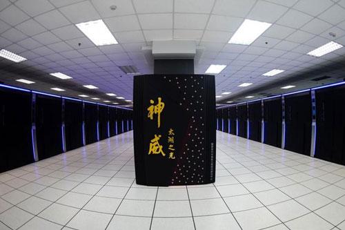 supercomputer shenwei