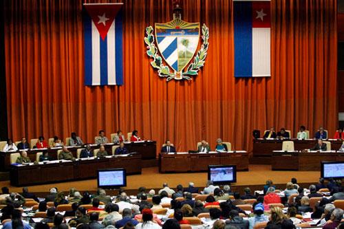 Asamblea Nacional Poder Popular Cuba