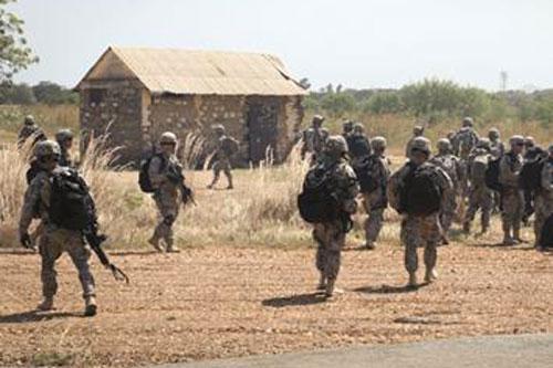 usa soldati africa