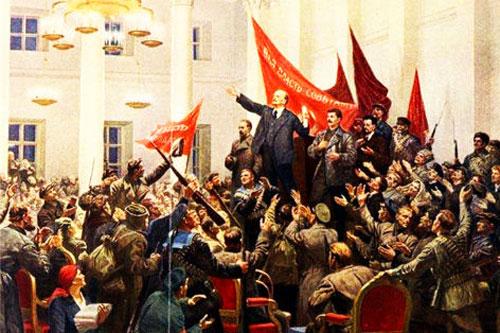 lenin e rivoluzione