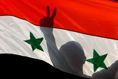 syria flag may 2016