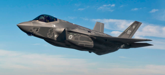 Già in guerra gli F-35 israeliani