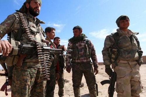 curdi siria