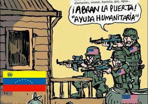 venezuela abranlapuerta