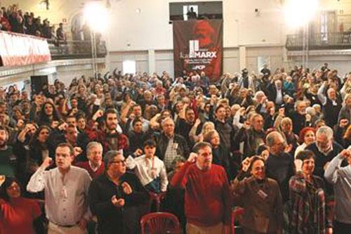pcp marx conferenza