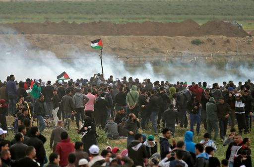 gaza scontrifrontiera