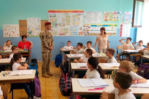 esercito scuola