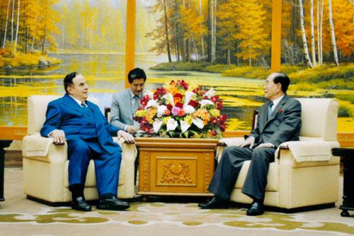 Valori Kim Yong Nam Presidente Assemblea Suprema del popolo02 696x505