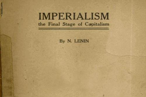 imperialismo lenin copertina