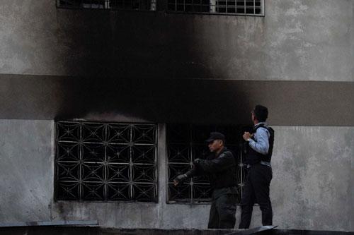 venezuela attentato droni