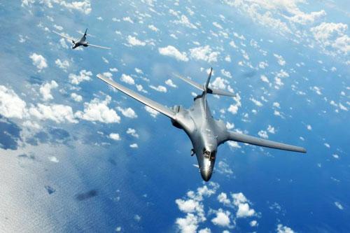 bombardieri mare