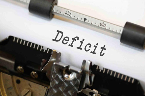 deficit macchinadascrivere