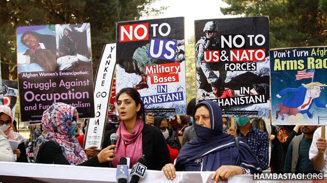 protesto no afeganistc3a3o contra eua e otan