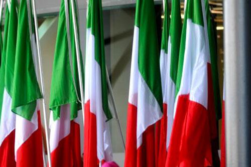 tricolore bandiera italia