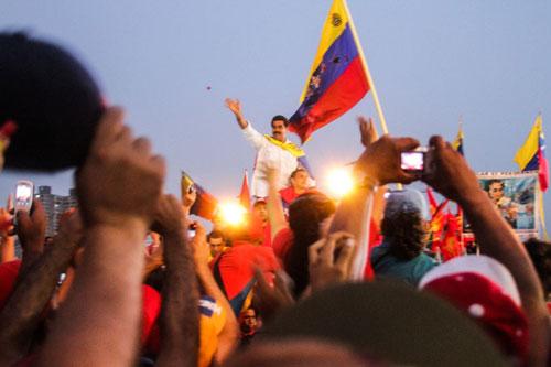 venezuela maduro foto