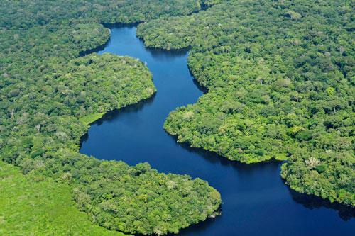 amazzonia fiume