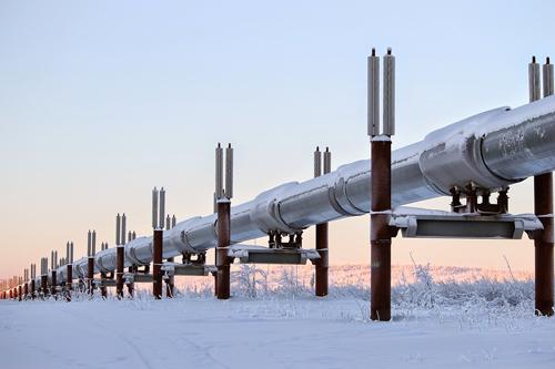 gasdotto inverno