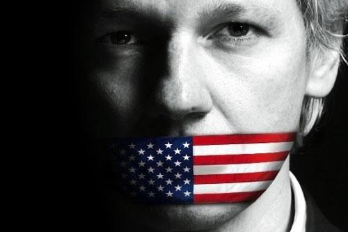 assange censura usa