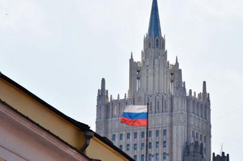 russia bandiera cremlino