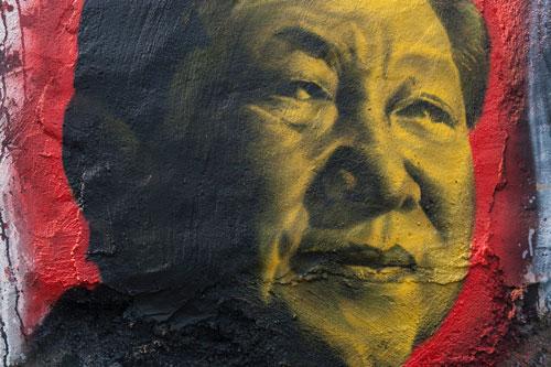xijinping murales
