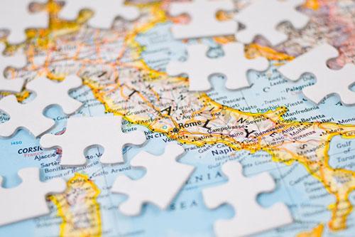 italia puzzle
