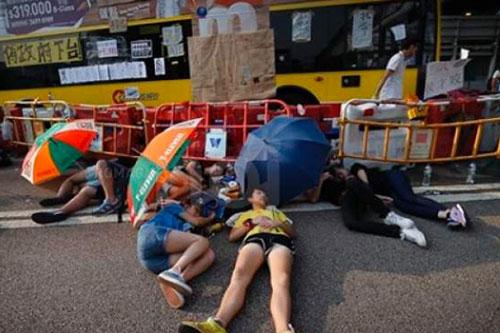 hongkong ombrelli