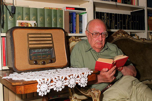 Andrea Camilleri Roma 1998