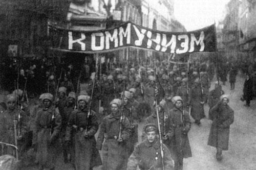 bolscevichi marcia