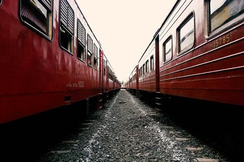 treni paralleli