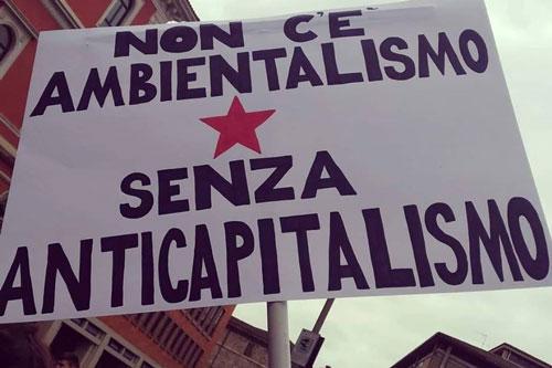 Ambiente e capitalismo