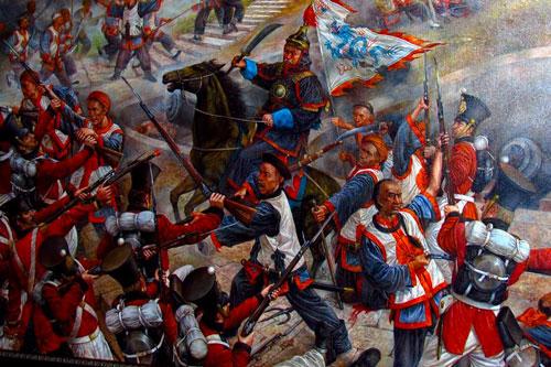 Cina seconda guerra oppio