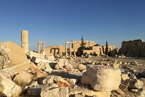 Palmyradistruzione