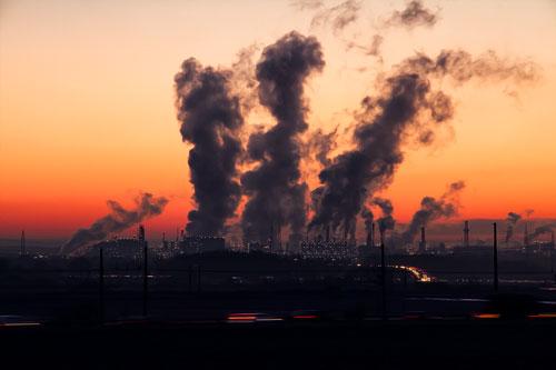 inquinamento industrie